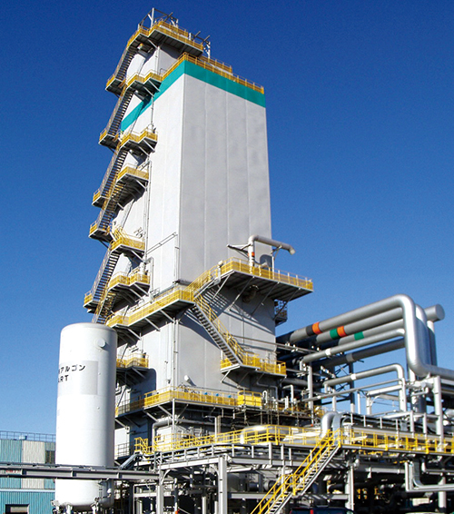 Ultralarge-scale air separation unit